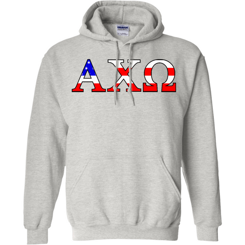 Alpha Chi Omega Officially Licensed (Assorted Colors) Pullover Hoodie - Almighty Jerseys Jersey Customs Greek Life
