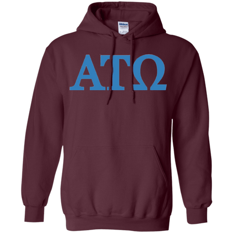 Alpha Tau Omega Officially Licensed Hoodie - Almighty Jerseys Jersey Customs Greek Life