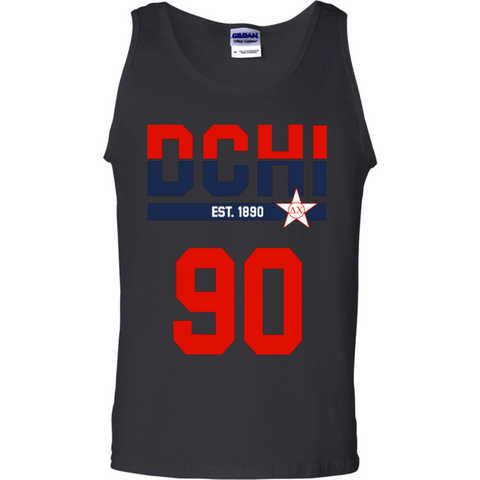 Delta Chi Officially Licensed (Assorted Colors) Tank Top - Almighty Jerseys Jersey Customs Greek Life