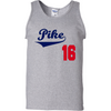 Pi Kappa Alpha Officially Licensed (Assorted Colors) Tank Top - Almighty Jerseys Jersey Customs Greek Life