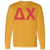 Delta Chi Officially Licensed Long Sleeve - Almighty Jerseys Jersey Customs Greek Life
