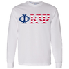Phi Kappa Psi USA Officially Licensed Long Sleeve - Almighty Jerseys Jersey Customs Greek Life