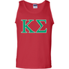 Kappa Sigma Officially Licensed (Assorted Colors) Tank Top - Almighty Jerseys Jersey Customs Greek Life