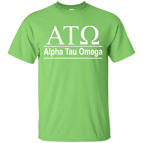 Alpha Tau Omega Officially Licensed T-Shirt - Almighty Jerseys Jersey Customs Greek Life