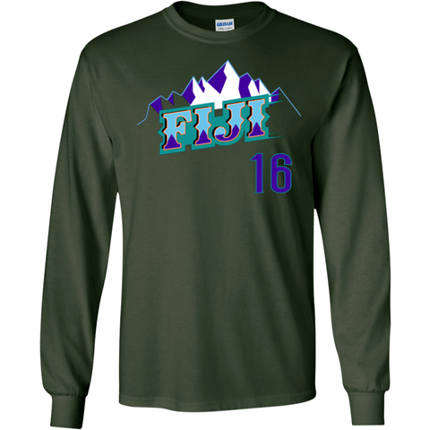 Phi Gamma Delta Officially Licensed (Assorted Colors)Long Sleeve T-Shirt - Almighty Jerseys Jersey Customs Greek Life