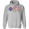 Phi Kappa Psi AMERICA Officially Licensed HOODIE - Almighty Jerseys Jersey Customs Greek Life