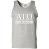Alpha Tau Omega Officially Licensed Tank Top - Almighty Jerseys Jersey Customs Greek Life