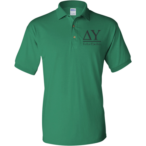 Delta Upsilon Officially Licensed (Assorted Colors) Polo Shirt - Almighty Jerseys Jersey Customs Greek Life