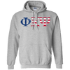 Phi Kappa Psi Officially Licensed USA Hoodie - Almighty Jerseys Jersey Customs Greek Life
