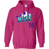 Phi Gamma Delta Officially Licensed (Assorted Colors) Pullover Hoodie - Almighty Jerseys Jersey Customs Greek Life