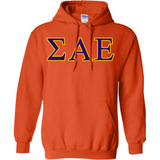 Sigma Alpha Epsilon Officially Licensed (Assorted Colors) Pullover Hoodie - Almighty Jerseys Jersey Customs Greek Life
