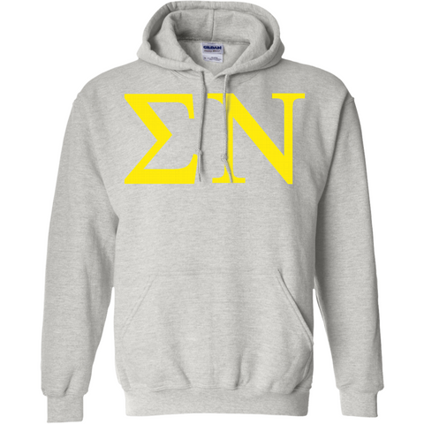 Sigma Nu Officially Licensed (Assorted Colors) Pullover Hoodie - Almighty Jerseys Jersey Customs Greek Life