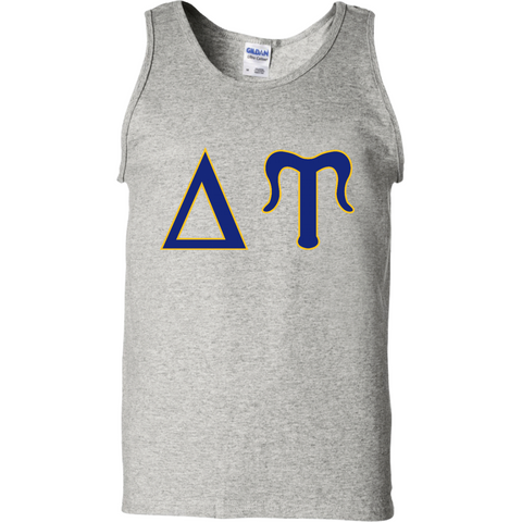 Delta Upsilon Officially Licensed (Assorted Colors) Tank Top - Almighty Jerseys Jersey Customs Greek Life
