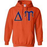 Delta Upsilon Officially Licensed (Assorted Colors) Pullover Hoodie - Almighty Jerseys Jersey Customs Greek Life