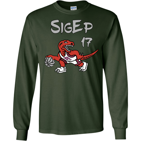 Sigma Phi Epsilon Officially Licensed Long Sleeve Shirt (Assorted Colors) - Almighty Jerseys Jersey Customs Greek Life