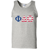 Phi Delta Theta USA Officially Licensed Tank Top - Almighty Jerseys Jersey Customs Greek Life