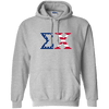 Sigma Chi Officially Licensed USA Hoodie - Almighty Jerseys Jersey Customs Greek Life