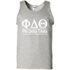 Phi Delta Theta Officially Licensed Tank Top - Almighty Jerseys Jersey Customs Greek Life