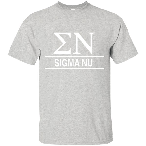 Sigma Nu Officially Licensed T-Shirt - Almighty Jerseys Jersey Customs Greek Life