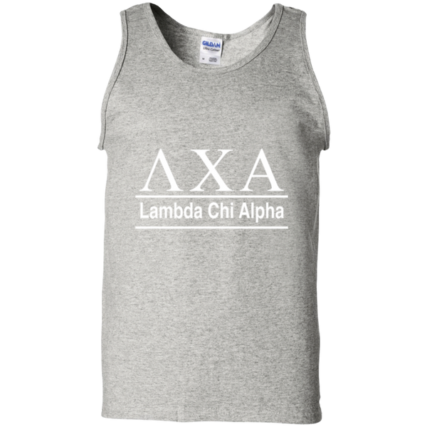 Lambda Chi Alpha Officially Licensed Tank Top - Almighty Jerseys Jersey Customs Greek Life