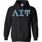 Lambda Sigma Upsilon Officially Licensed (Assorted Colors) Hoodie - Almighty Jerseys Jersey Customs Greek Life