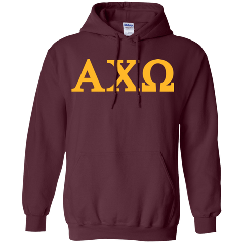 Alpha Chi Omega Officially Licensed Hoodie - Almighty Jerseys Jersey Customs Greek Life
