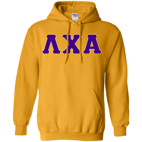 Lambda Chi Alpha Officially Licensed Hoodie - Almighty Jerseys Jersey Customs Greek Life