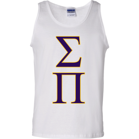 Sigma Pi Officially Licensed (Assorted Colors) Tank Top - Almighty Jerseys Jersey Customs Greek Life