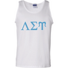 Lambda Sigma Upsilon Officially Licensed (Assorted Colors) Tank Top - Almighty Jerseys Jersey Customs Greek Life