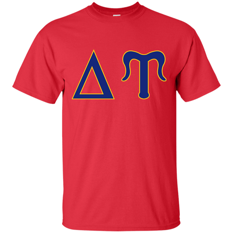Delta Upsilon Officially Licensed T-Shirt(Assorted Colors) - Almighty Jerseys Jersey Customs Greek Life