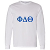 Phi Delta Theta Officially Licensed Long Sleeve - Almighty Jerseys Jersey Customs Greek Life
