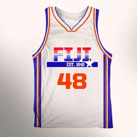 Phi Gamma Delta Dream Team USA Basketball Jersey - Almighty Jerseys Jersey Customs Greek Life