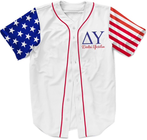 ALMIGHTY Customize Your Org USA Baseball Jersey - Almighty Jerseys Jersey Customs Greek Life