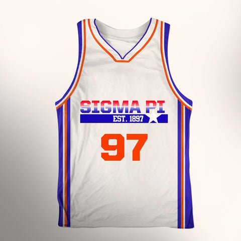 Sigma Pi Dream Team USA Basketball Jersey - Almighty Jerseys Jersey Customs Greek Life