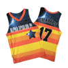 Alpha Epsilon Pi Houston Astros Basketball Jersey - Almighty Jerseys Jersey Customs Greek Life
