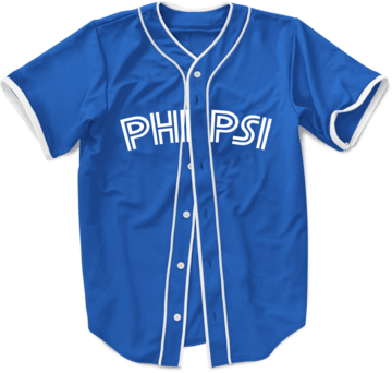 ALMIGHTY Customize Your Org Blue Jay Baseball Jersey - Almighty Jerseys Jersey Customs Greek Life