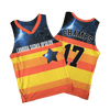 Lambda Sigma Upsilon Houston Astros Basketball Jersey - Almighty Jerseys Jersey Customs Greek Life