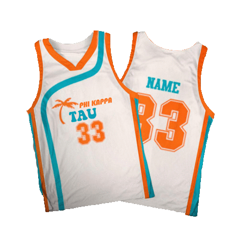Phi Kappa Tau Flint Tropics Basketball Jersey - Almighty Jerseys Jersey Customs Greek Life