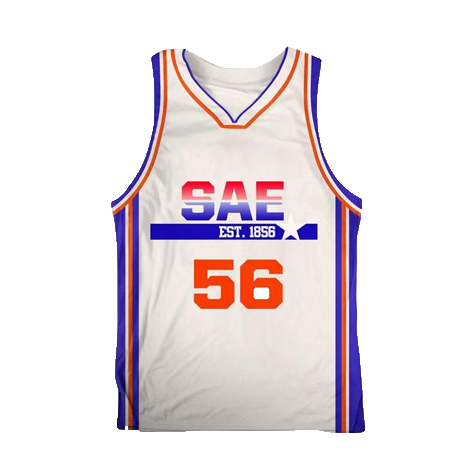 Sigma Alpha Epsilon Dream Team USA Basketball Jersey - Almighty Jerseys Jersey Customs Greek Life