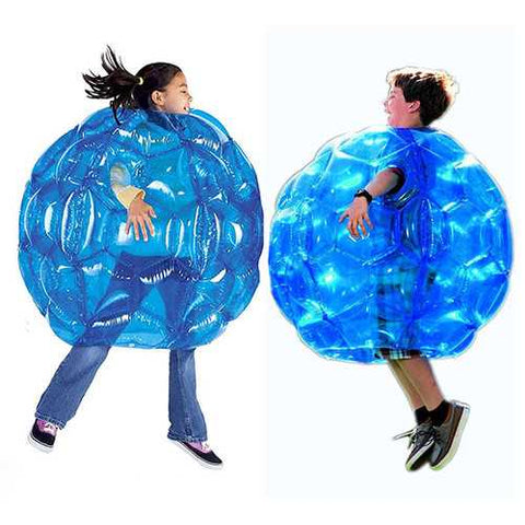 Inflatable Body Bumper Balls PVC Air  Bubble 90cm Outdoor Children Game Football Soccer