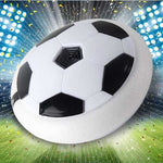 Electric Floating Football Universal Colorful Lights Air-cushion Indoor Outdoor  suspension soccer