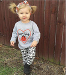 My Adorable Love Bug 3 pcs outfit - Debbie's Kids Boutique