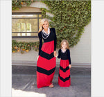 Mother And Daughter Patchwork Dresses ( lots of options) - Debbie's Kids Boutique