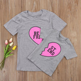 Mommy and Me Best Friends T-shirts