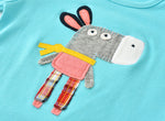 Little Donkey 2 pcs outfit