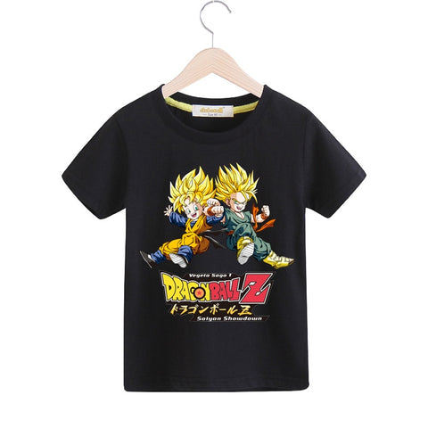 Dragon Ball Z Print T-shirt