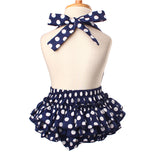 Polka-Dot 2 pcs Romper - Debbie's Kids Boutique