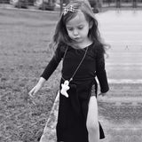 Littles Strip Dress - Debbie's Kids Boutique