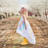 Rainbow Dress - Debbie's Kids Boutique