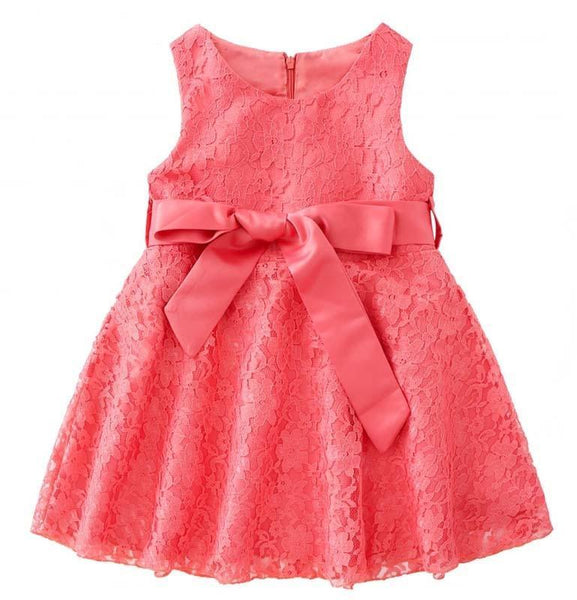 Girls Pretty Party Dress